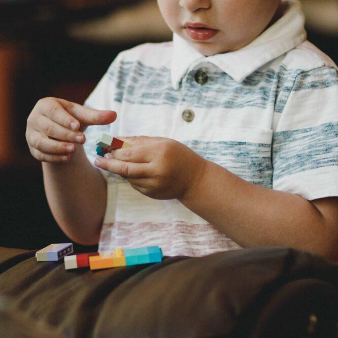 Waarom spelen zo belangrijk is voor je kindje